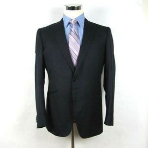INDOCHINO Suits & Blazers - INDOCHINO Navy BESPOKE Jacket Pants SUIT 40 R/34 W